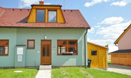 Řadový dům Frymburk